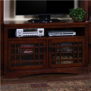 "Morris Home Furnishings Roanoke Roanoke 52"" Console"