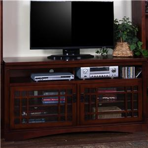 "Morris Home Furnishings Roanoke Roanoke 62"" Console"