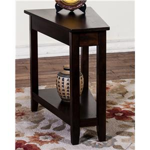 Sunny Designs Santa Fe Chair Side Table