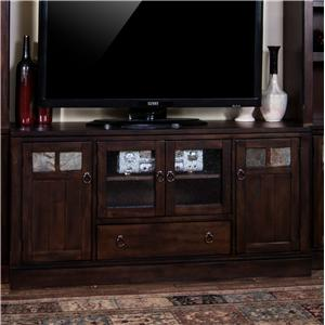 Sunny Designs Santa Fe 60-Inch TV Console