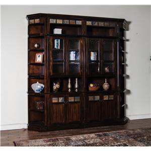 Sunny Designs Santa Fe Bookcase
