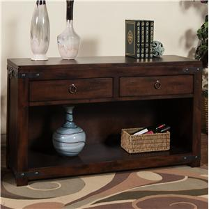Sunny Designs Santa Fe Sofa/Console Table