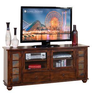 Sunny Designs Santa Fe 72 inch TV Console
