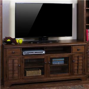 "Sunny Designs Savannah 65"" TV Console"