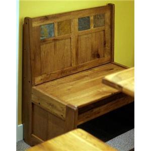 Sunny Designs Sedona Bench/Short & Corner Seat