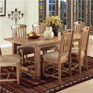 Sunny Designs Sedona Extension Table