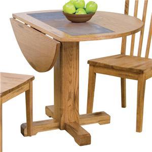 Sunny Designs Sedona Drop Leaf Table w/ Slate