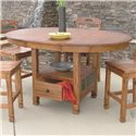 Sunny Designs Sedona Butterfly Table - Item Number: 1247-RO
