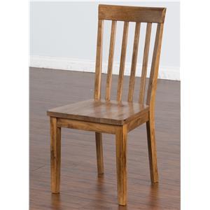 Sunny Designs Sedona Slatback Side Chair
