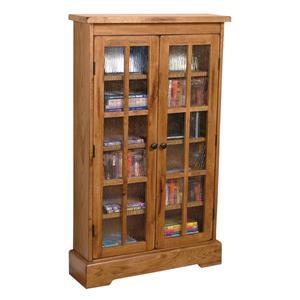 Sunny Designs Sedona CD Cabinet