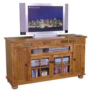 Morris Home Furnishings Morris Home Furnishings  Oxford Counter Height TV Console