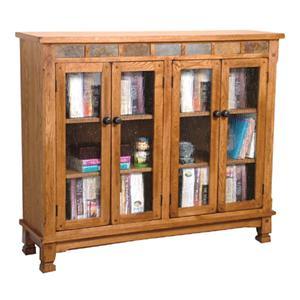 Sunny Designs Sedona Sedona Bookcase w/ Slate