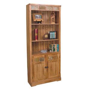 Sunny Designs Sedona Door Bookcase