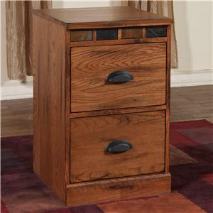 Sunny Designs Sedona Sedona File Cabinet