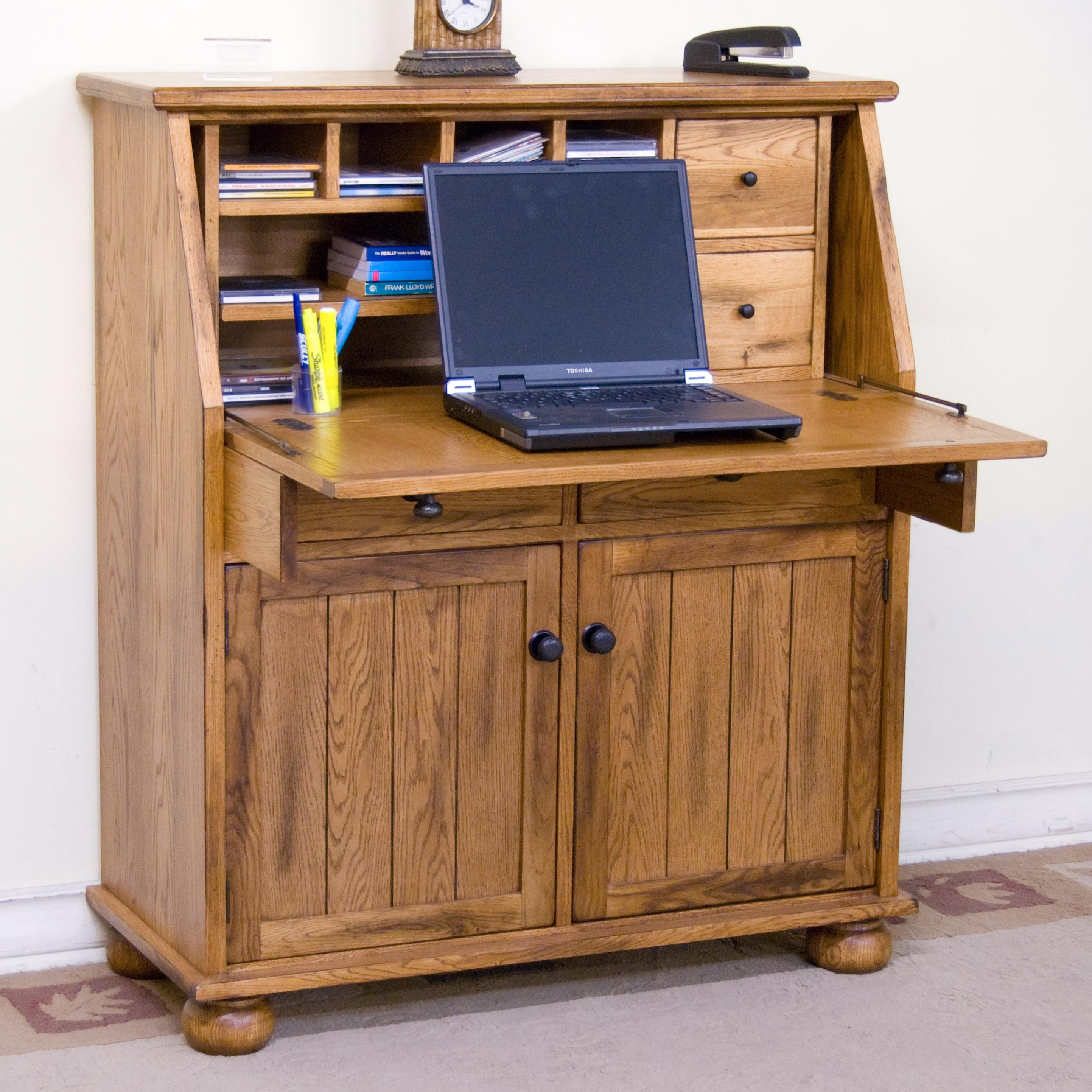 office desk armoire armoire white drop leaf laptop desk armoire by sunny designs wolf and gardiner