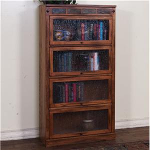 Sunny Designs Sedona Lawyers Bookcase
