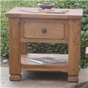 Sunny Designs Sedona End Table - Item Number: 3134-RO