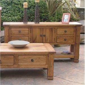 Sunny Designs Sedona Sofa Table