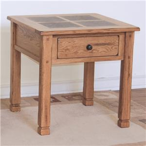 Sunny Designs Sedona End Table