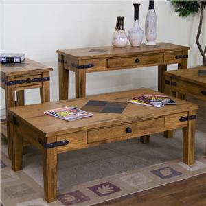 Sunny Designs Sedona Coffee Table