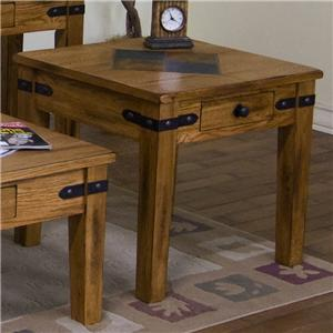 Sunny Designs Sedona End Table