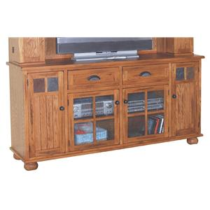 "Morris Home Furnishings Morris Home Furnishings  Silverton 72"" Console"