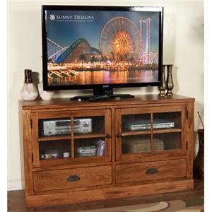 """Sunny Designs Sedona 63"""" TV Console"""