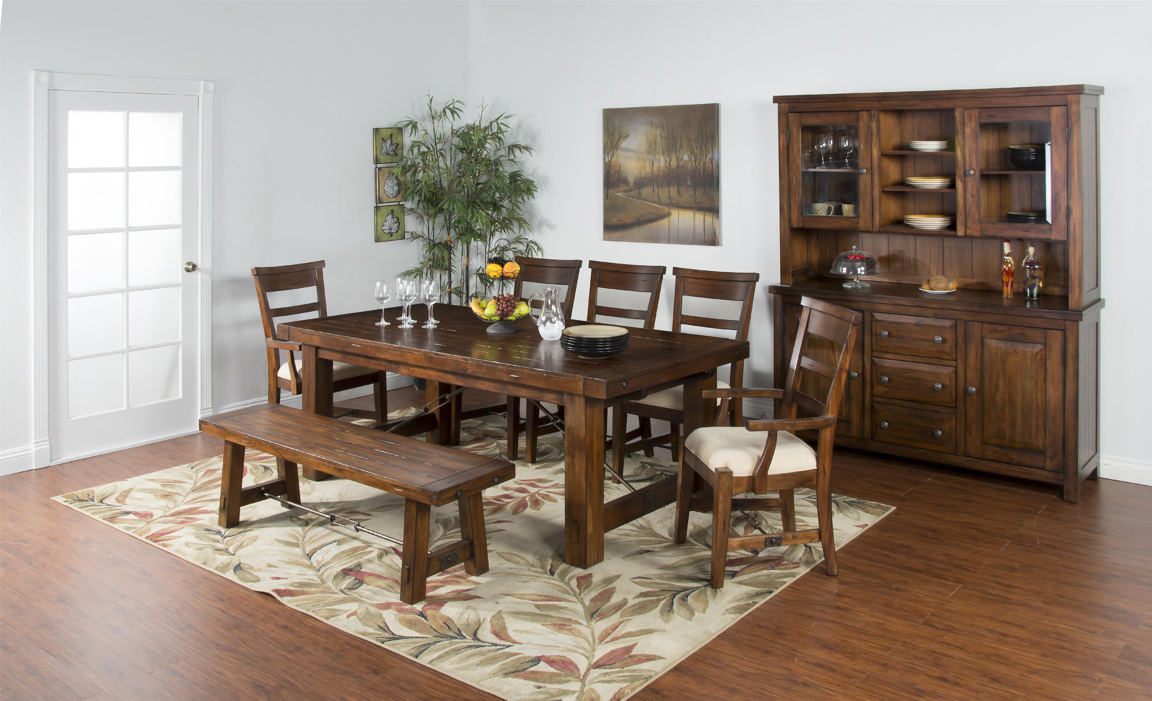 dining bench with wood seat and metal turnbuckle stretcher by dining bench with wood seat and metal turnbuckle stretcher
