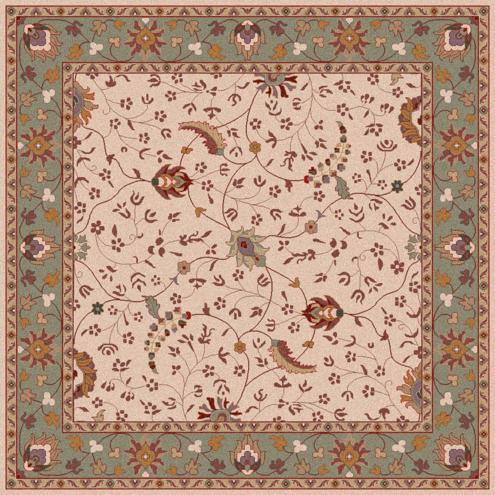 Oriental Rugs Hagerstown Md: 6' Square By Surya