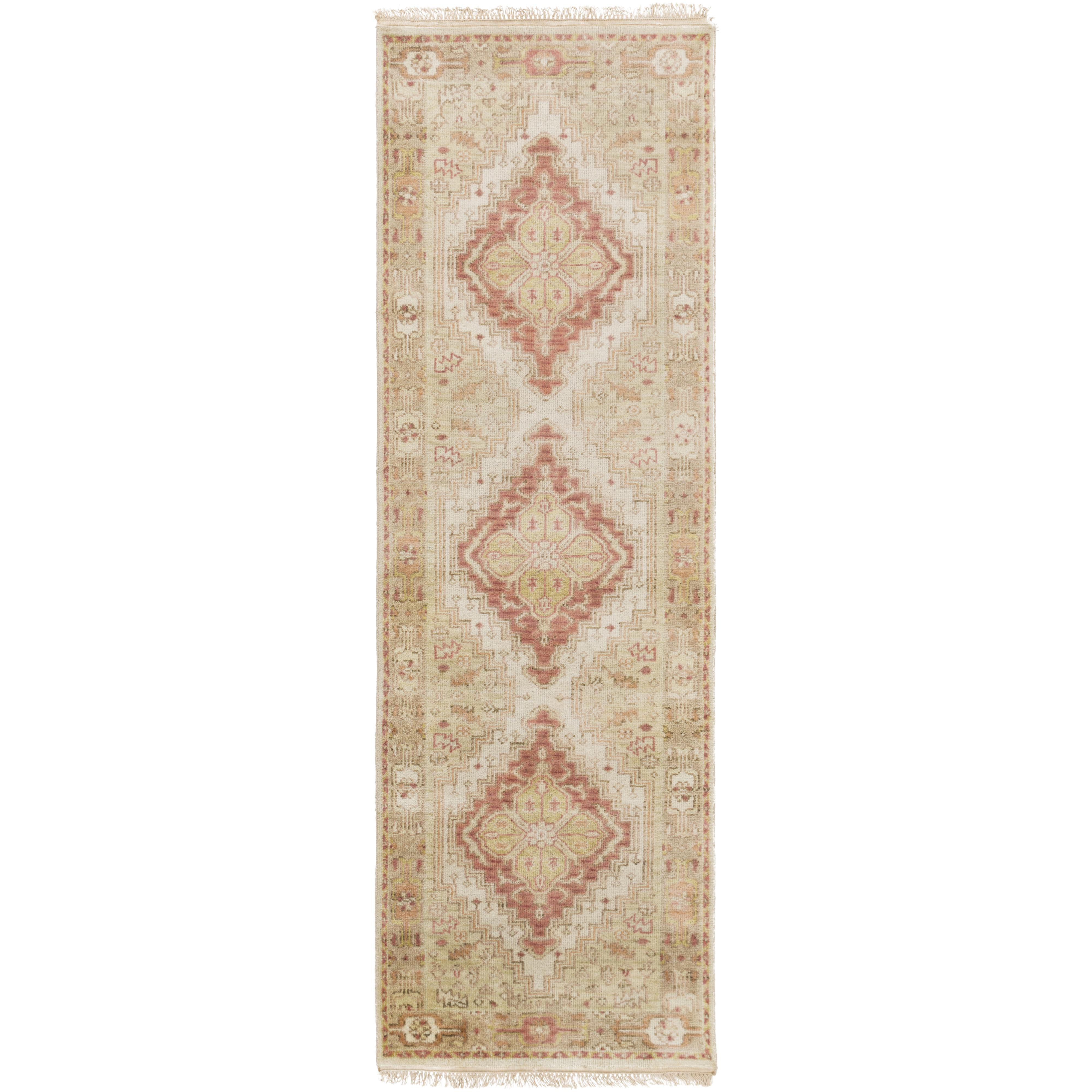 """Oriental Rugs Hagerstown Md: 2'6"""" X 8' By Surya"""