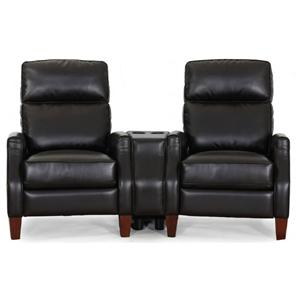 Synergy Furniture Industries   2 Recliners and Console Seating