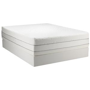 Tempur-Pedic® TEMPUR-Choice™  Luxe King Tempur-Choice Luxe Mattress Set
