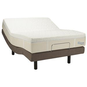 Tempur-Pedic® TEMPUR-Cloud® Luxe Breeze King TEMPUR-Cloud Luxe Breeze Set
