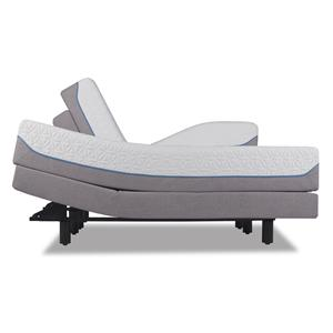 Tempur-Pedic® TEMPUR-Cloud Supreme Twin TEMPUR-Cloud® Supreme and Foundation