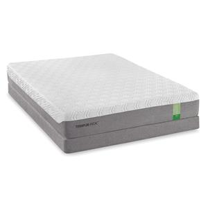 Tempur-Pedic® TEMPUR-Flex Prima Twin Extra Long Medium Firm Mattress Set