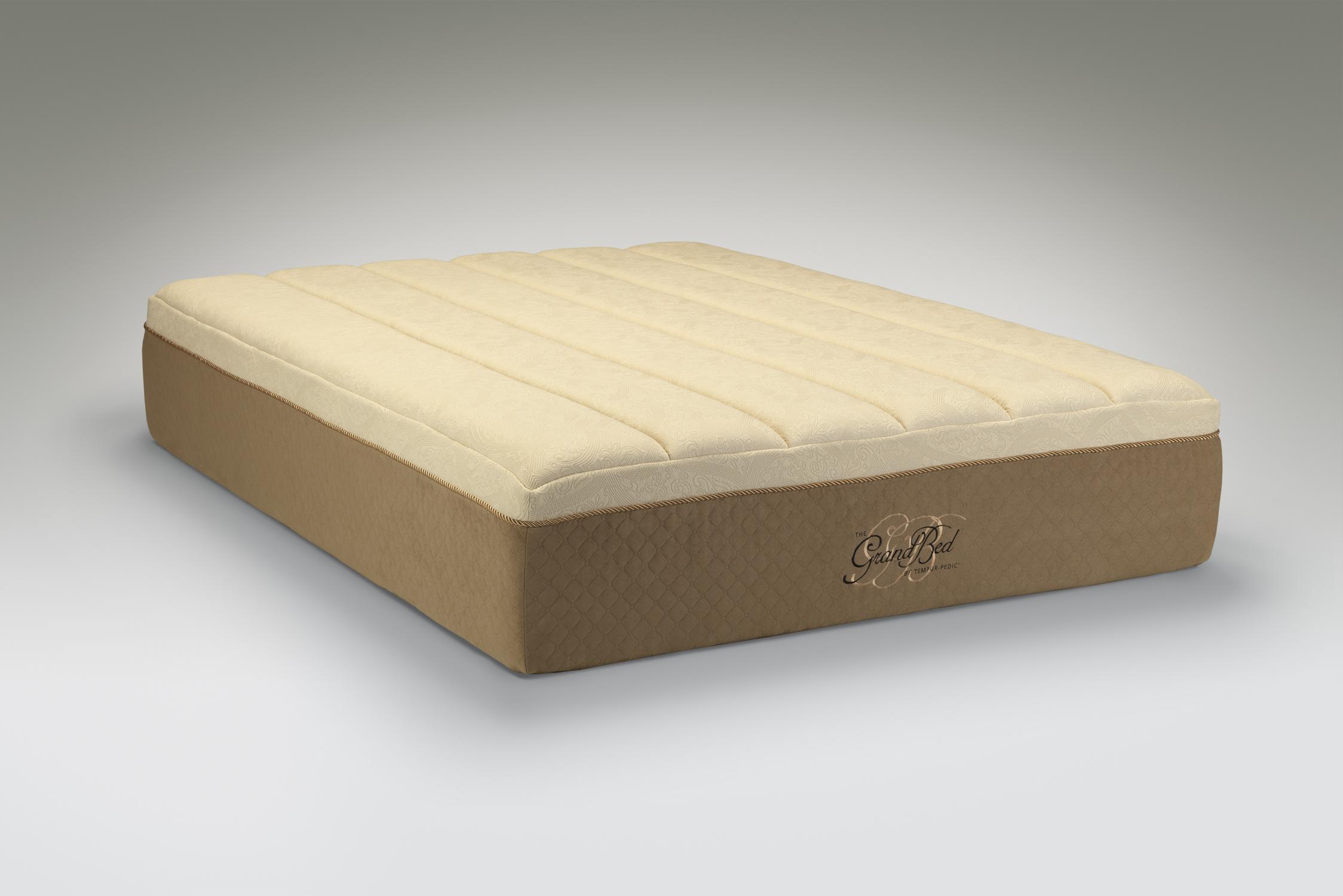 California King Medium Soft Mattress and Tempur Ergo Grand