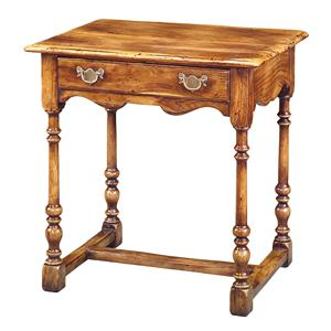 Theodore Alexander Tables Rectangular End Table