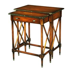 Theodore Alexander Tables 2 Lamp Tables