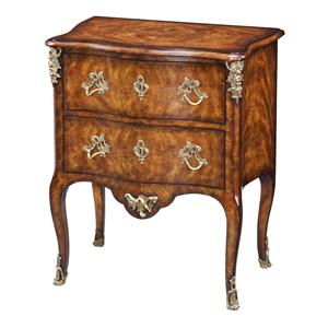 Theodore Alexander Tables 2 Drawer Nightstand