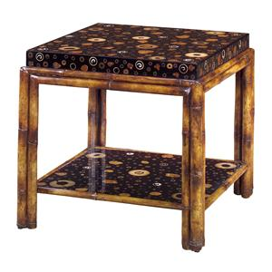 Theodore Alexander Tables Bamboo Twig End Table