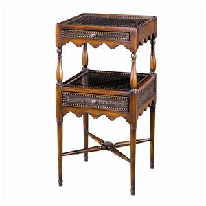 Theodore Alexander Tables 2 Tier End Table