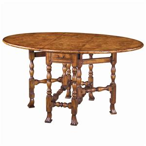Theodore Alexander Tables Oval Dining Table