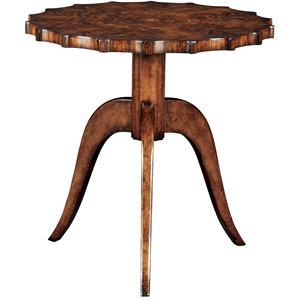 Theodore Alexander Vanucci Eclectics End Table