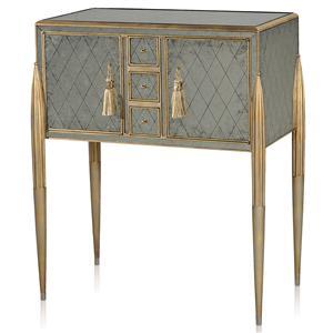 Theodore Alexander Vanucci Eclectics Bar Cabinet