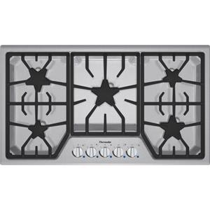 "Thermador Cooktops - Thermador 36"" Gas Cooktop"