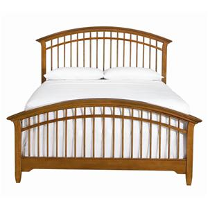Thomasville® Bridges 2.0 Queen Spindle Bed