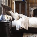 Thomasville® Brompton Hall Queen Sleigh Bed