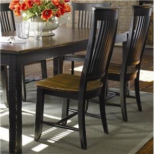 Thomasville® Color Café - Custom Dining <B>Customizable</b> Side Chair