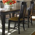 Thomasville® Color Café - Custom Dining <B>Customizable</b> Side Chair - Item Number: 0572