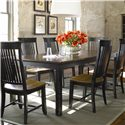 Thomasville® Color Café - Custom Dining <B>Customizable</B> Rectangular Table - Item Number: 4292